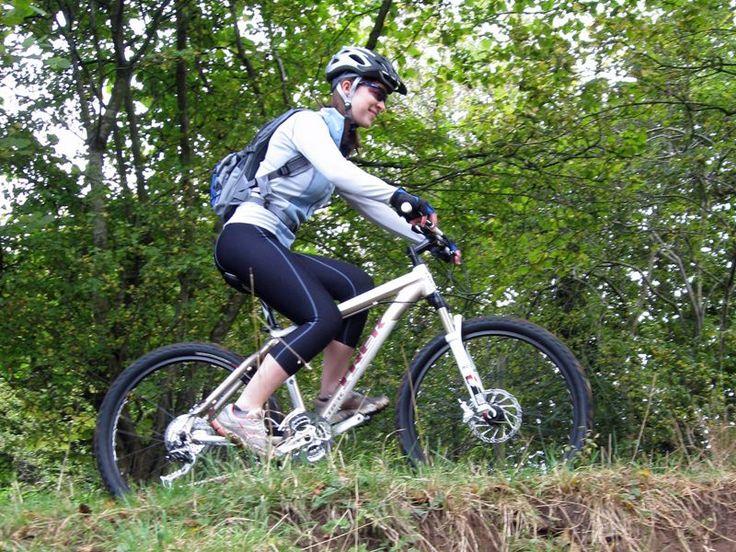 Beginner s guide to mountain biking part 1