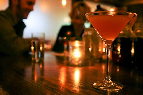 coziest bars toronto