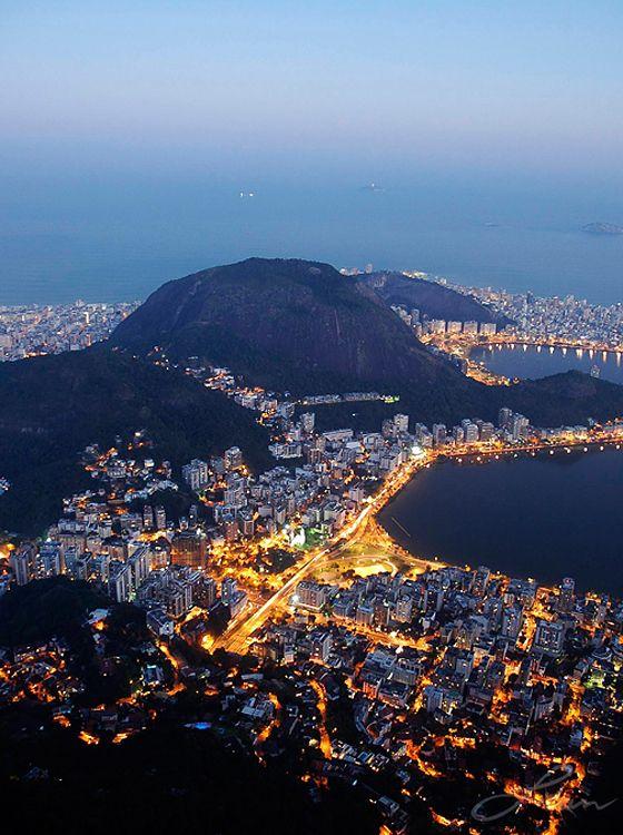 Lava Lights  Rio de Janeiro  Brasil