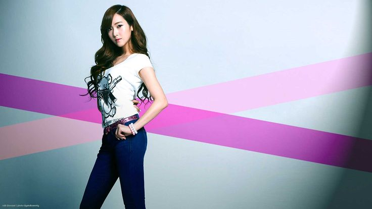 Jessica SNSD Sexy  Wallpaper