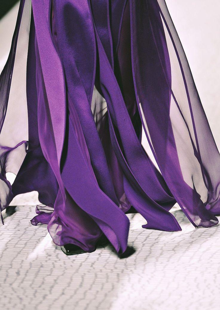 alberta ferretti, fall 2012Colors Purple, Adorable Purple, Passion Purple, Fashion Dresses, Alberta Ferretti, Dresses Purple, Details Fashion, Fall 2012, Purple Passion