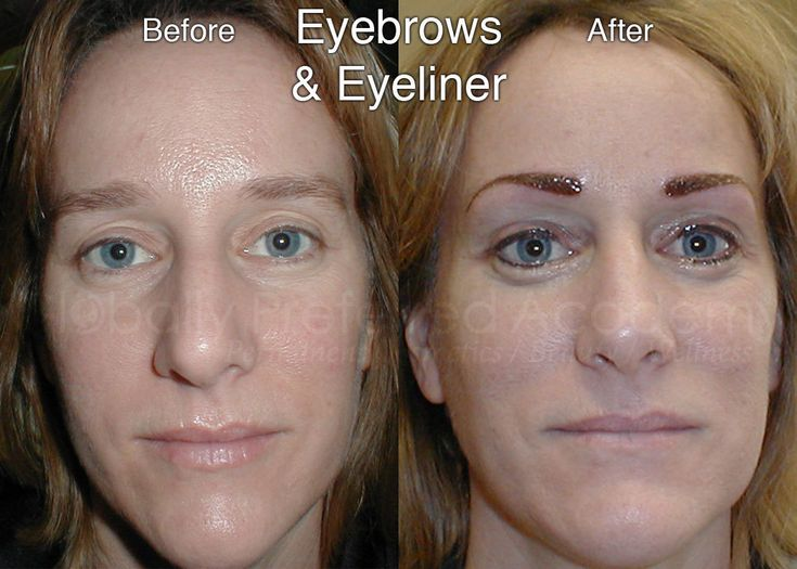 25 best ideas about permanent eyeliner on pinterest for Face tattoo makeup