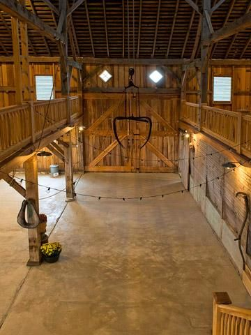 Barn Restoration on an Ohio acreage   Living the Country Life