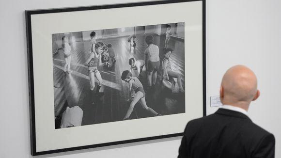 Джессика Лэнг представила в Москве свои фотоработы