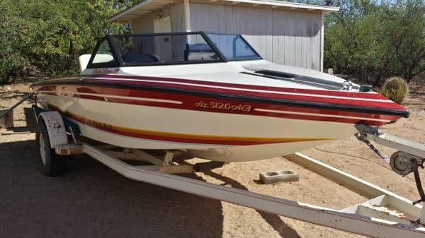 1986 Supra Comp TS6M ski boat for sale