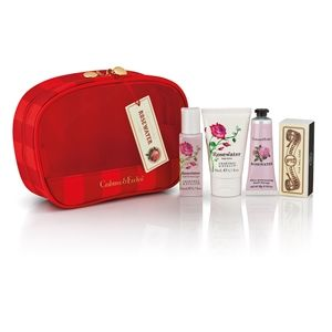 Set Rosewater Traveller #set #cosmetice #cadouri #cadourifemei #crabtreeevelyn