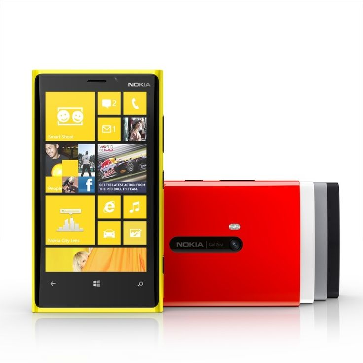 Nokia Launches Lumia 920 Flagship and Lumia 820 Windows 8 Smartphones.
