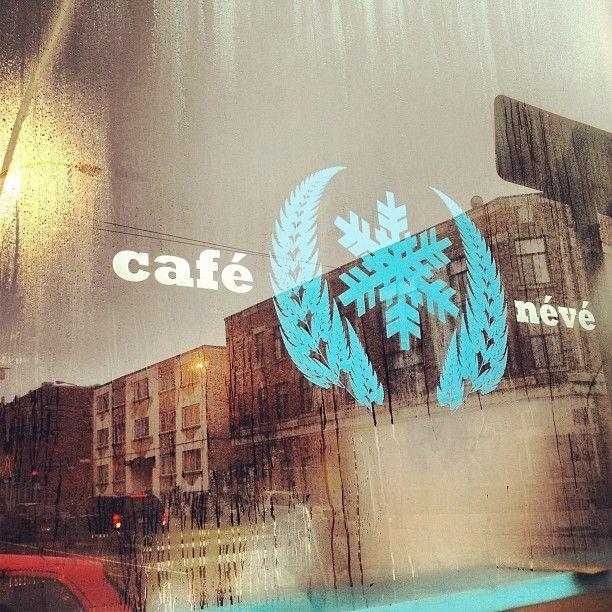 Latté & Peanut butter cookie   @ Cafe Neve     Photo : Nicolas Marier   http://instagr.am/p/Jxu-s_xjEE/