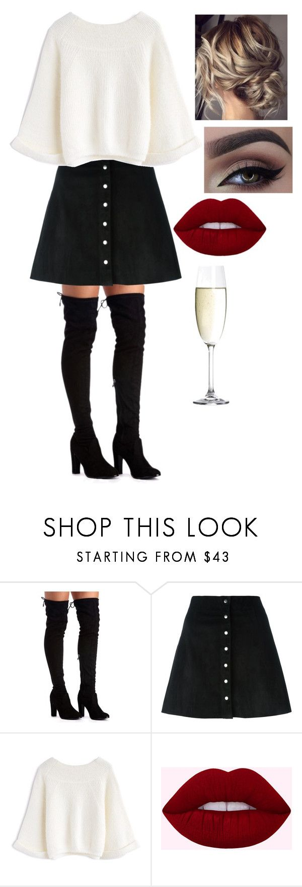 """""""Untitled #108"""" by magali03garcia on Polyvore featuring T By Alexander Wang and Spiegelau"""