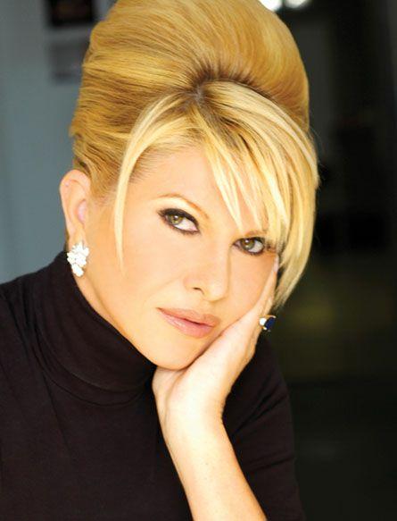 Ivana Trump... I like this style