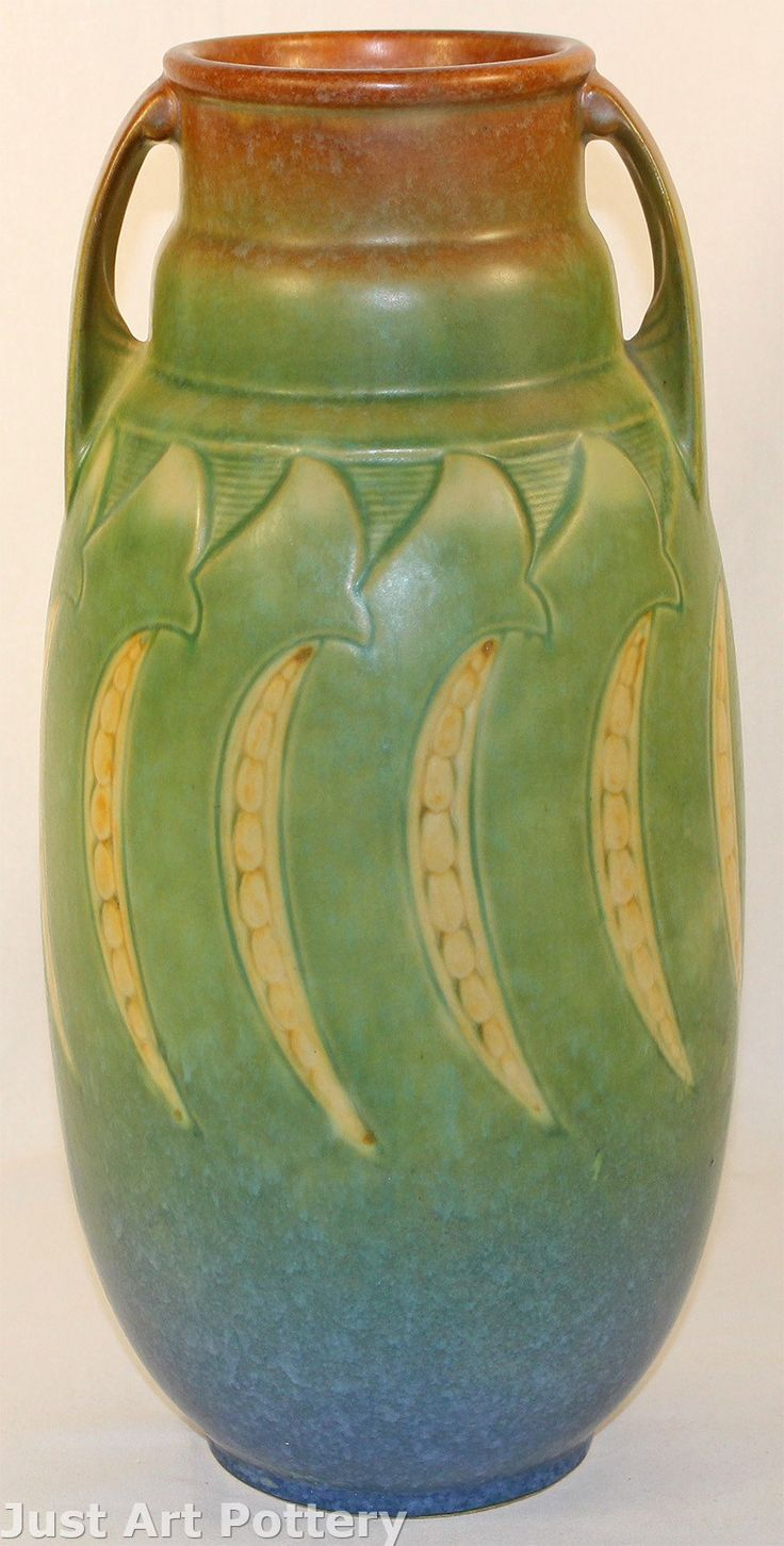 1000 Images About Roseville Pottery On Pinterest Rose Bowl Pottery And Glaze