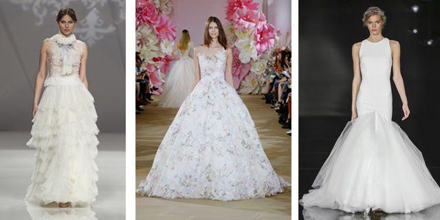 Collezioni 2017: 10 abiti da sposa per 10 stili