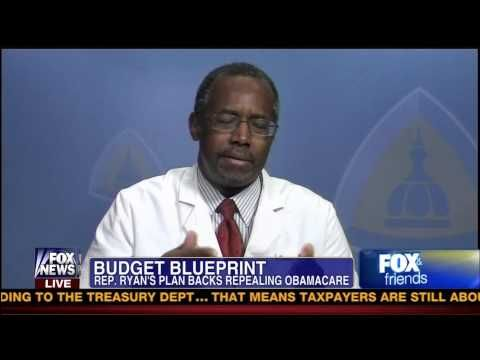 Video: Dr. Benjamin Carson on Obama's Destructive Healthcare Plan - 3/12/13 . -- MichaelSavage4Prez· -- Published on Mar 12, 2013 -    Fox and Friends - March 12, 2013 -  ***God Bless You Dr. Carson for Being a True American Patriot‼