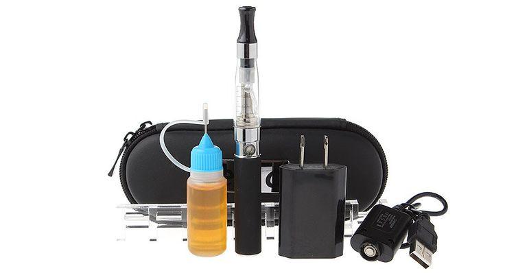 eGO-CE4 4-in-1 650mAh Rechargeable E-Cigarette Starter Kit Starter Kits 5328300 - https://xtremepurchase.com/TechStore/2016/09/01/e-cigarettes-starter-kits-5328300/