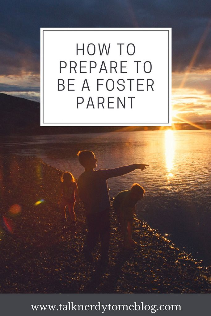How to prepare to be a foster parent. If you have started the journey, what can you do to be most prepared?