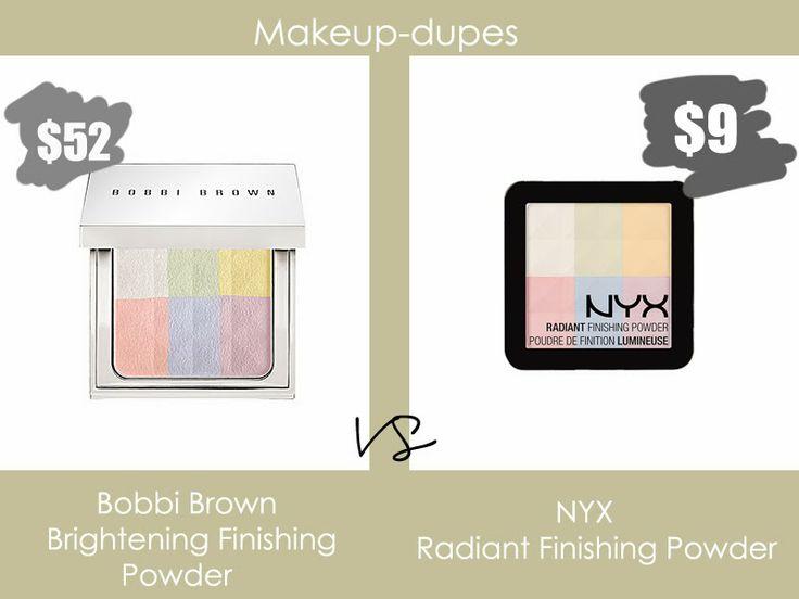 Bobbi Brown finishing powder dupe : Makeup Dupes : Pinterest : Powder ...