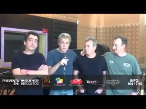 #HombresG en concierto - Tijuana 29/11/2014