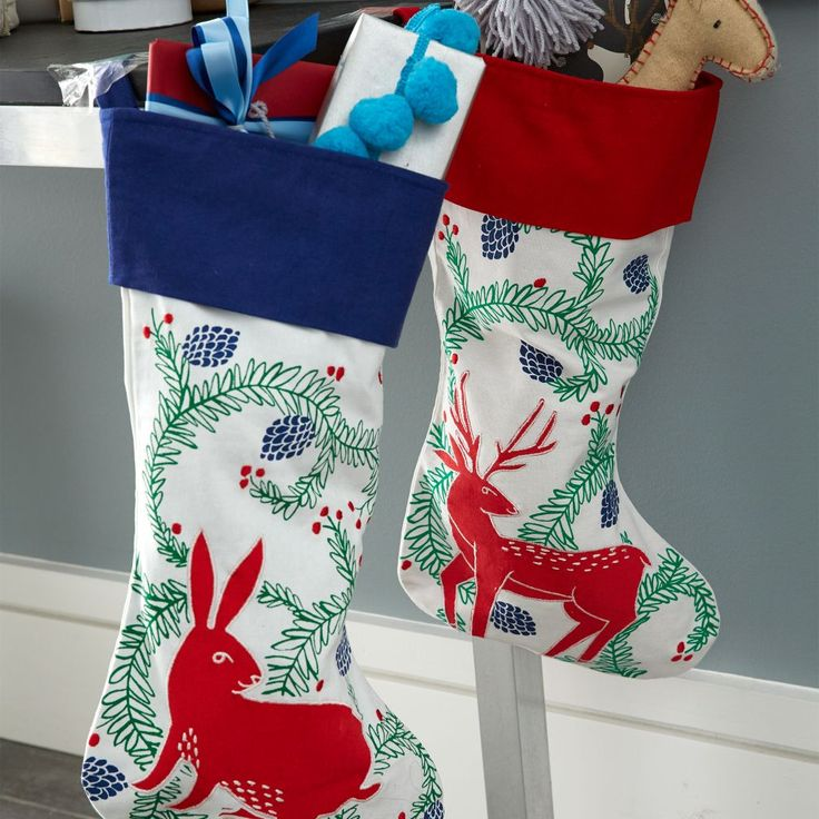Festive Folklore Stocking Collection   The Land of Nod