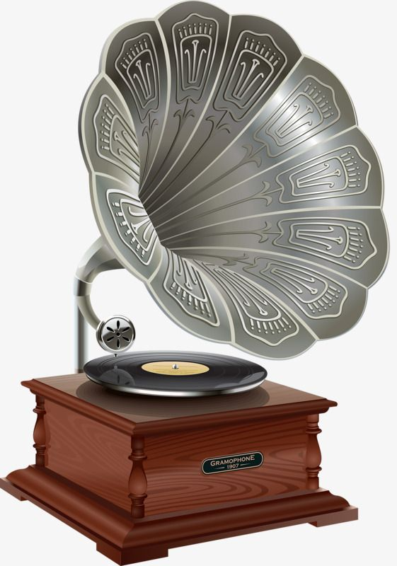 Vintage Gramophone Phonograph Player Music Png Transparent Image And Clipart For Free Download Gramophone Phonograph Gramophone Tattoo