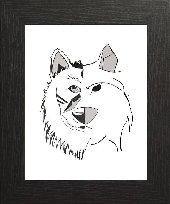 Line Art Limited : Best wolf head drawing ideas on pinterest how to