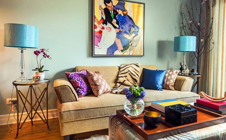pastel woonkamer kleuren