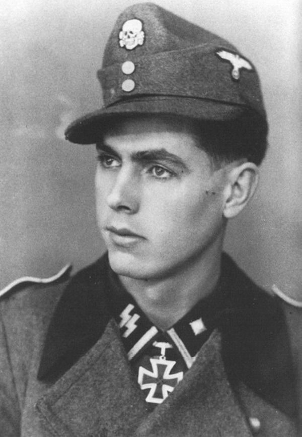 "thedevilsguard:  "" Alfred Schneidereit received the Knight's Cross as an SS-Rottenführer and leader of an anti-tank rifle squad in the 8th Company of the 1st SS-Panzer-Grenadier Regiment LSSAH.  ""  SCHNEIDEREIT was born 29 October 1919 and  on 15..."