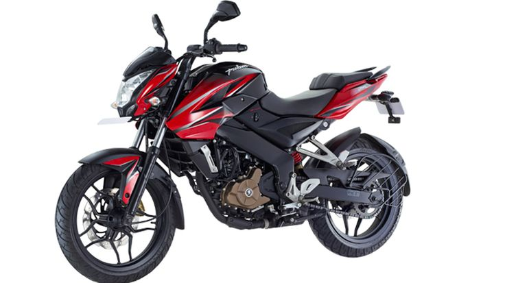 Bajaj launches Pulsar-200 ns-2017, show room price start 95,000 Rs