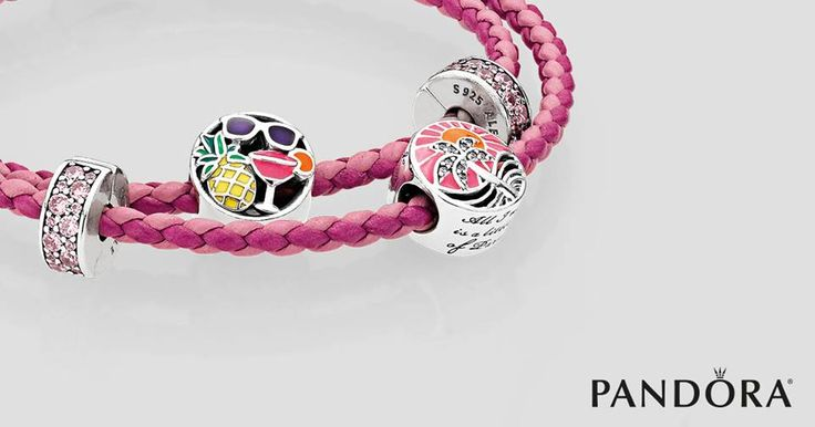 Effortlessly accent your summer looks with vibrant colors and find your own piece of paradise with PANDORA Jewelry!   Only a couple days left of our #PANDORA Sale! Up to 50% OFF Select Items going on NOW at Atlanta West Jewelry !  🛍️💖💍 (770) 489-8600