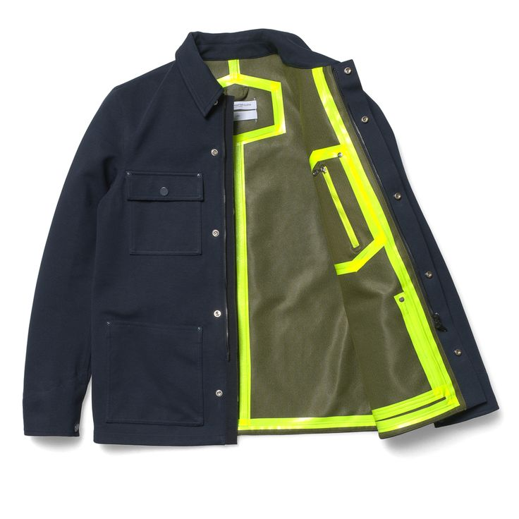O.A.M.C Bonded Chore Jacket