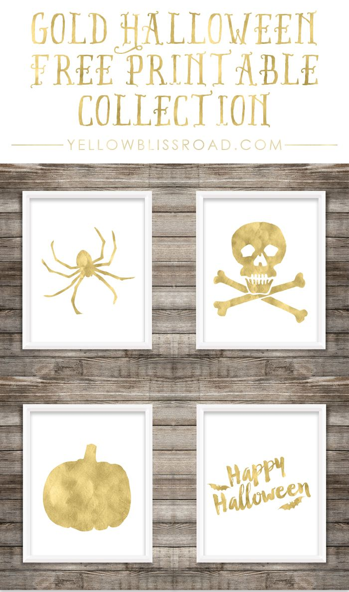 If you're a fan of non-spooky Halloween decor like me, you will love these Gold Foil Halloween Printables! We don't do a ton of Halloween decorating at my house, aside from maybe a few pumpkins, but I do enjoy adding a few not-so-spooky elements here and there. I put together a fun Halloween Mantel last …