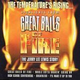 Great Balls of Fire: The Jerry Lee Lewis Story [Highlights] [CD]