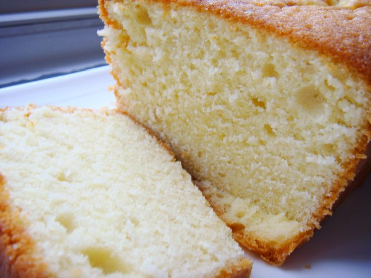 Philly Fluff Cream Cheese Pound Cake Recipe