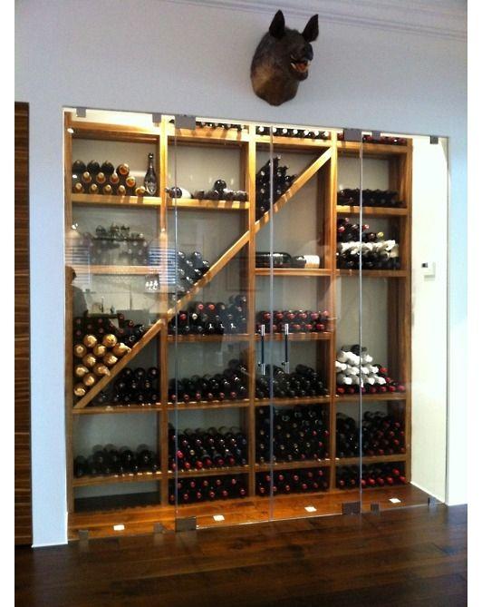 idea for wine cellar - Home and Garden Design Idea's