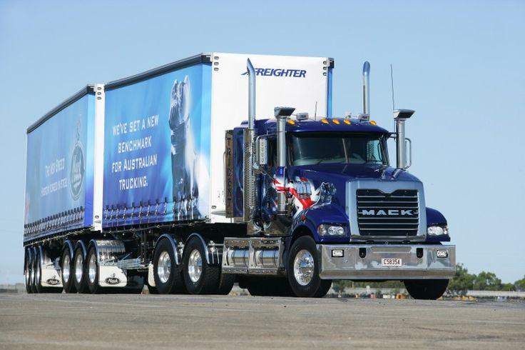 Camiones mack americanos 4