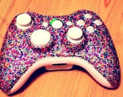 xbox female gamers | Xbox controller.. I want one.. | Video Games ...