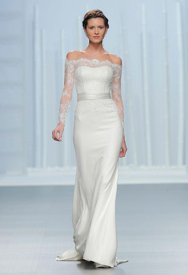 201 best rosa clara images on Pinterest   Bridal gowns, Wedding ...