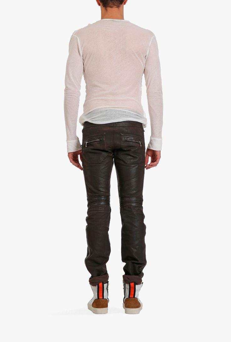 Balmain Jeans Mens Images Lounge