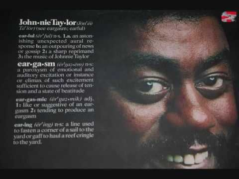 Johnnie Taylor - Running out of lies