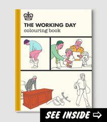 The Working Day, Modern Toss. A bit of calming colouring ;) http://www.moderntoss.com/trade-blog/2016/6/1/introducing-modern-toss-colouring-books
