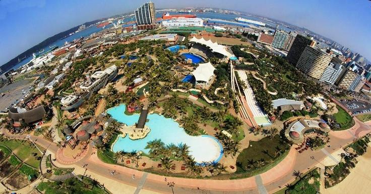 Ushaka Marine World - Durban, South Africa