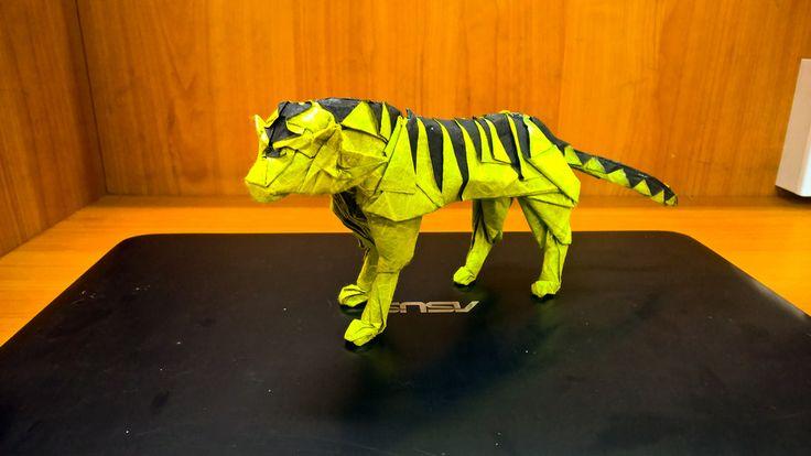 Tiger - Designed by Choi Ju-Young by Nguyễn Tuấn Tài