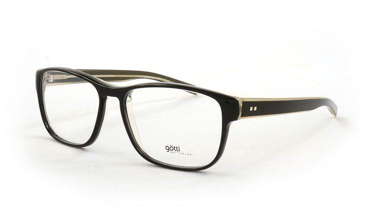 g tti adam blky 54 schwarz g tti brillen brille. Black Bedroom Furniture Sets. Home Design Ideas