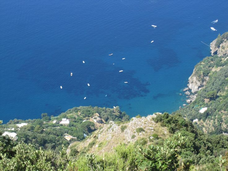 A Lesson in Letting Go {thisonewayticket.com} - Positano, Italy