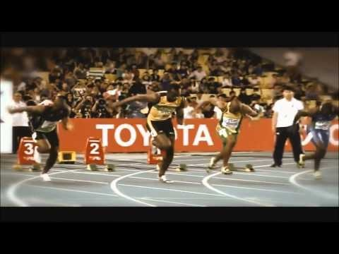 A Star Is Born-Usain Bolt, Tyson Gay, Jeremy Wariner [Full HD]