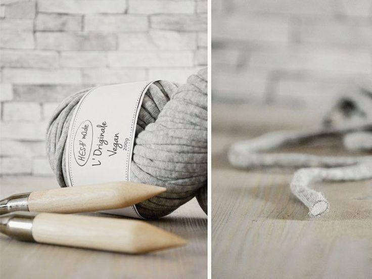 DIY-Anleitung: Kissenbezug aus leichter Sommerwolle stricken via DaWanda.com