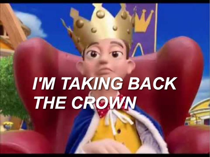 Wtf I used to love this show. *aggressively lip syncs the Lazy Town theme song*