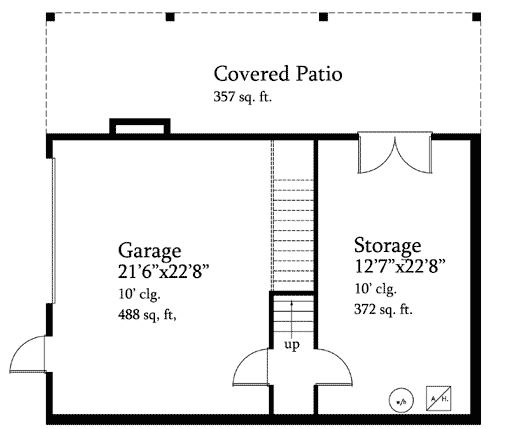 71 best houseplans images on pinterest small home plans for Best drive under house plans
