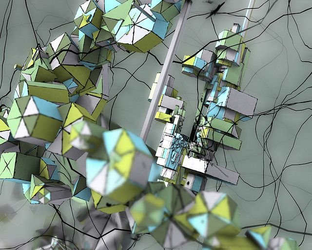 Semiconductor - Nanowebbers