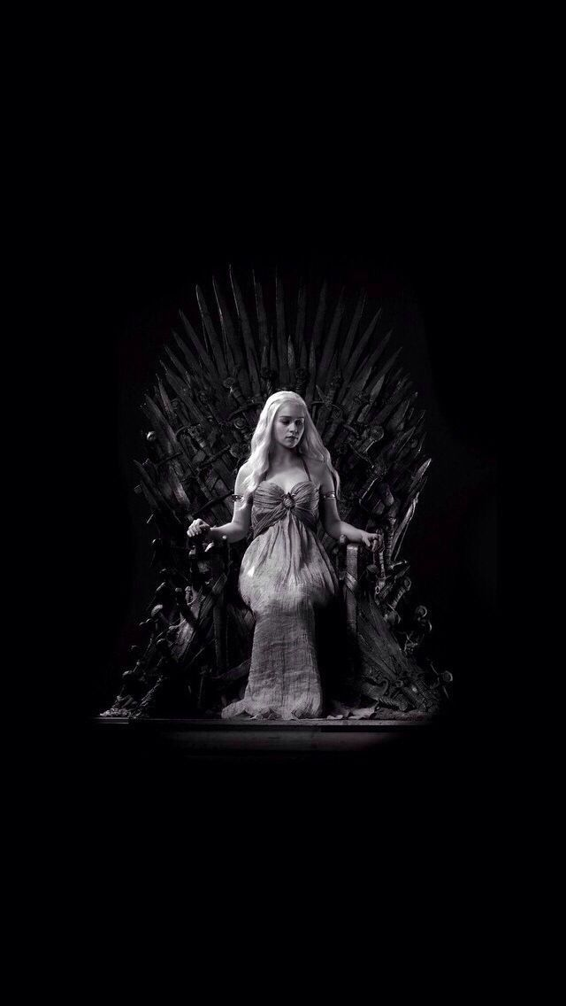 I fully believe this is where Dany will be at the end of the series. What about you?