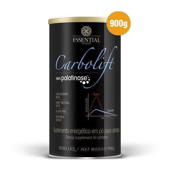 """<table style=""""width: 100%; border: none;""""> <tbody> <tr> <td style=""""width: 31.5%; border: none;""""></td> <td style=""""width: 37%; border: none;""""> <div class=""""descricao carbolift-100-palatinose-300g""""> <h1>O QUE É CARBOLIFT?</h1> <p>Carbolift é um suplemento à base de isomaltulose, substância resultante da transformação enzimática da sacarose em um carboidrato resistente à metabolização. Possui baixo índice glicêmico (32) e insulinêmico devido ao processo de absorção lento, o que possi..."""